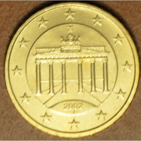 "10 cent Germany ""J"" 2002 (UNC)"