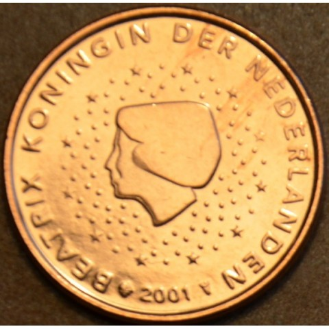 5 cent Netherlands 2001 (UNC)