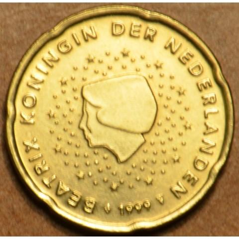 20 cent Netherlands 1999 (UNC)