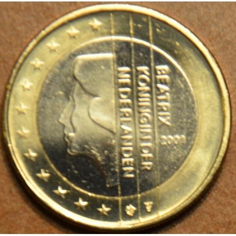 1 Euro Netherlands 2001 (UNC)