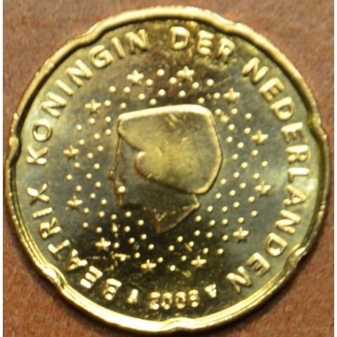 20 cent Netherlands 2008 (UNC)