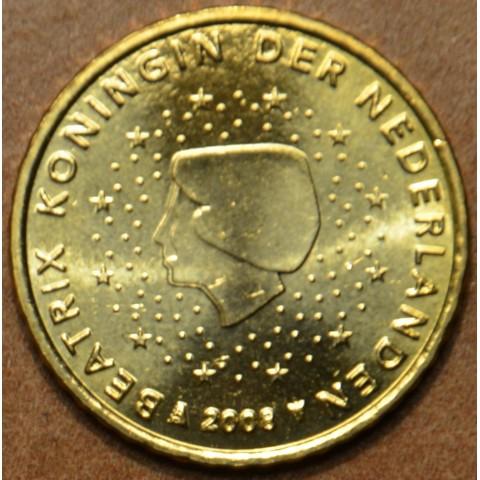 50 cent Netherlands 2008 (UNC)