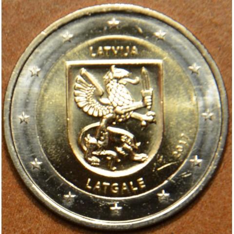 2 Euro Latvia 2017 - Latgale (UNC)