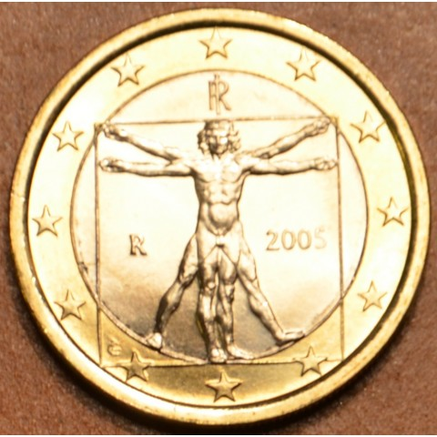 1 Euro Italy 2005 (UNC)