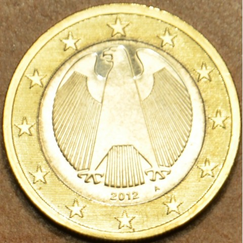 """1 Euro Germany """"A"""" 2012 (UNC)"""