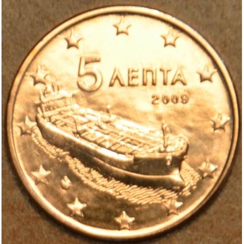 5 cent Greece 2009 (UNC)