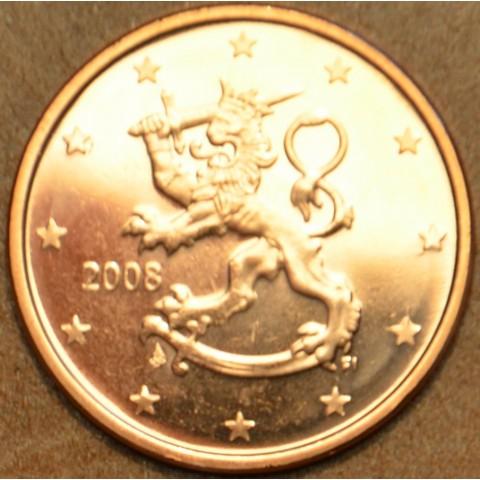 2 cent Finland 2008 (UNC)