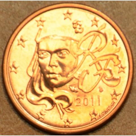 1 cent France 2011 (UNC)