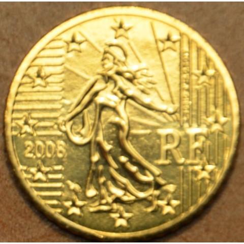 50 cent France 2008 (UNC)