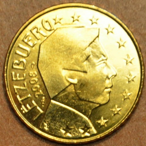 50 cent Luxembourg 2008 (UNC)