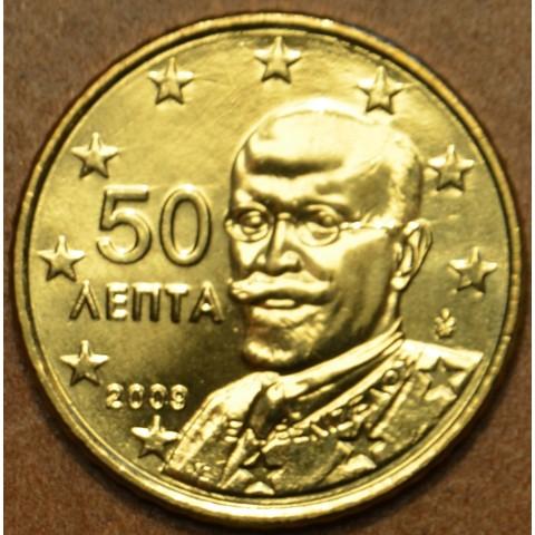 50 cent Greece 2009 (UNC)