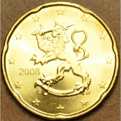 20 cent Finland 2008 (UNC)