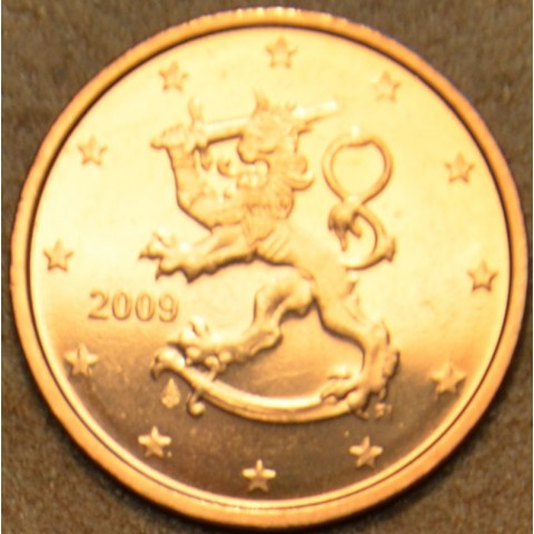 2 cent Finland 2009 (UNC)