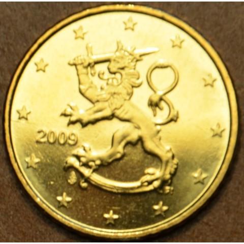 50 cent Finland 2009 (UNC)