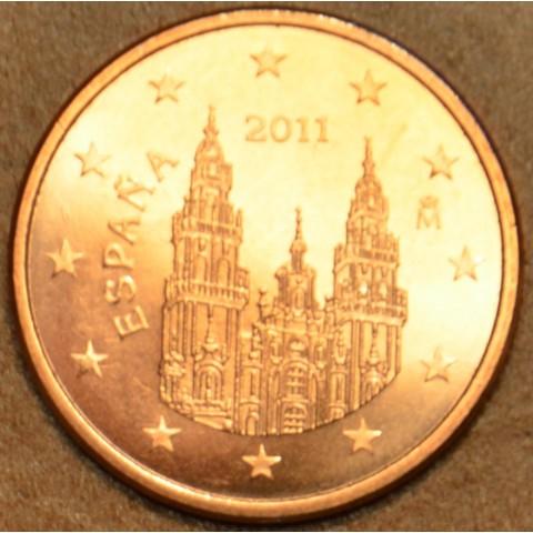 1 cent Spain 2011 (UNC)
