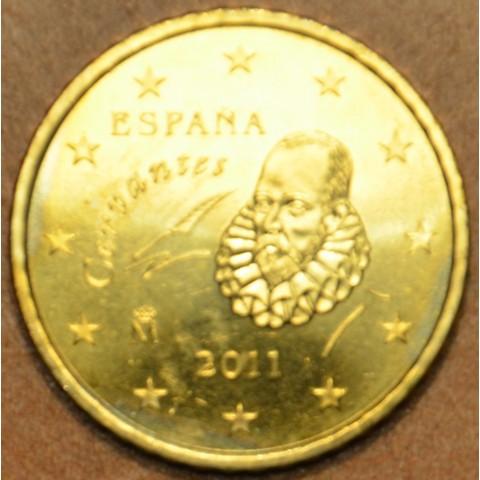 10 cent Spain 2011 (UNC)