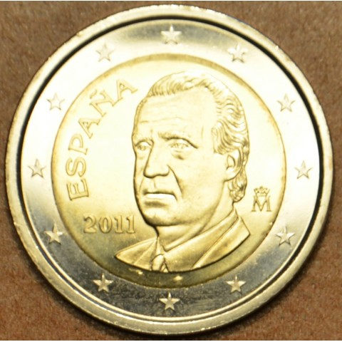 2 Euro Spain 2011 (UNC)