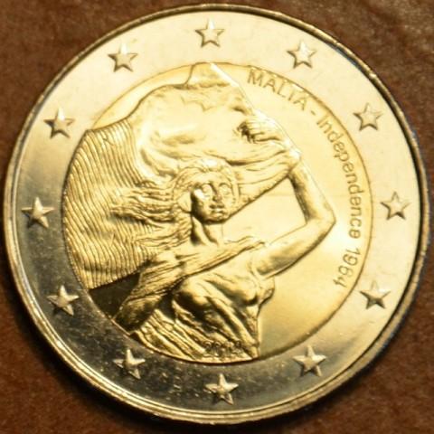 2 Euro Malta - Independency 1964 (UNC)