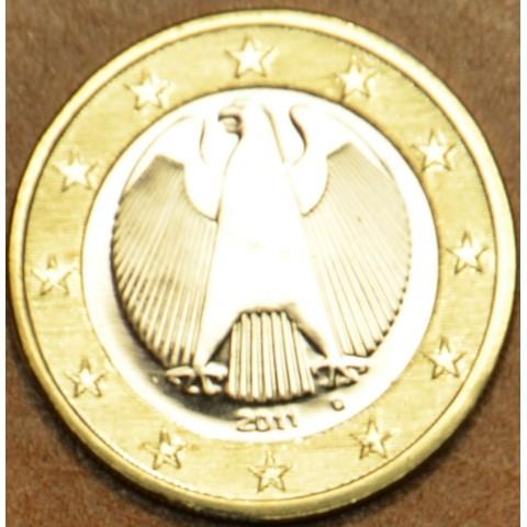 "1 Euro Germany ""D"" 2011 (UNC)"