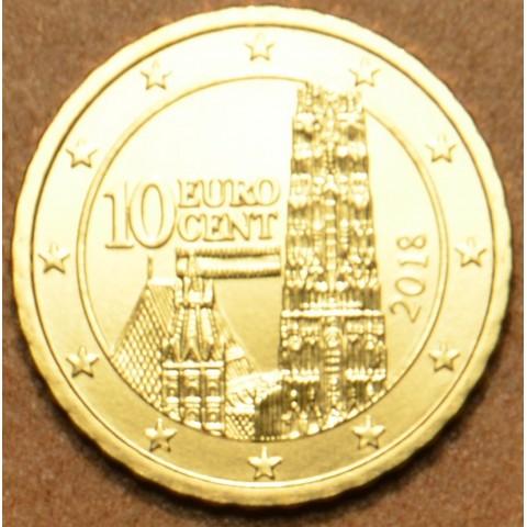 10 cent Austria 2018 (UNC)