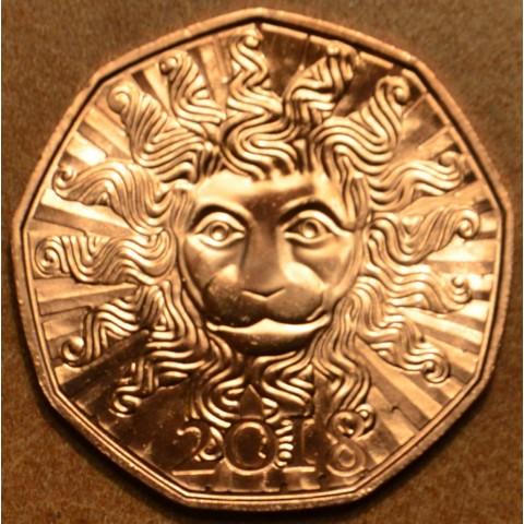 5 Euro Austria 2018 New year coin (UNC)