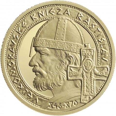 100 Euro Slovakia 2014 - Rastislav  (Proof)