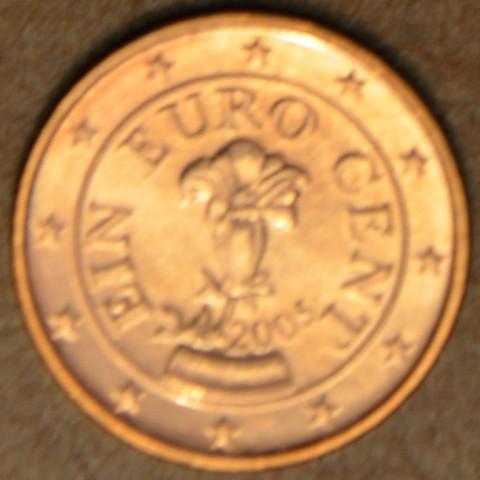 1 cent Austria 2005 (UNC)