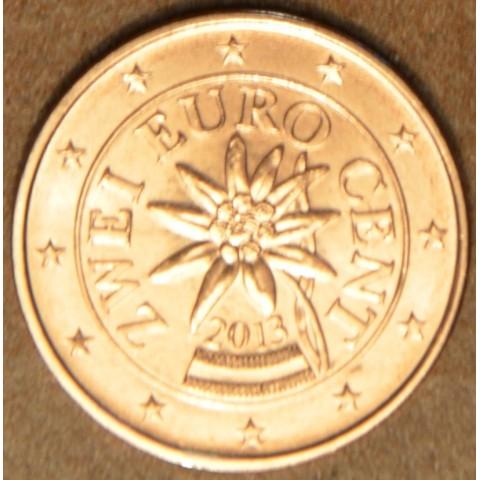 2 cent Austria 2013 (UNC)