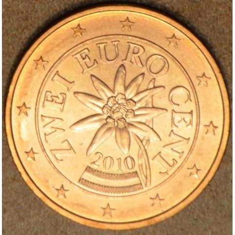 2 cent Austria 2010 (UNC)