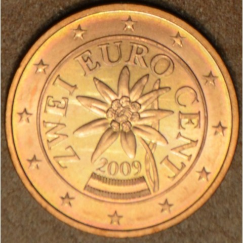 2 cent Austria 2009 (UNC)