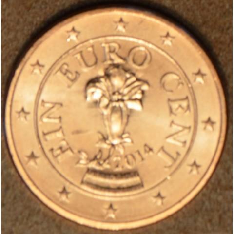 5 cent Austria 2014 (UNC)