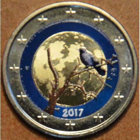 2 Euro Finland 2017 - Finnish nature II. (colored UNC)