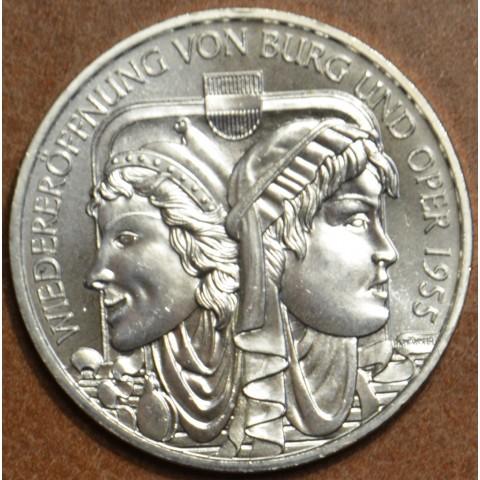 10 Euro Austria 2005 Burgtheater (UNC)