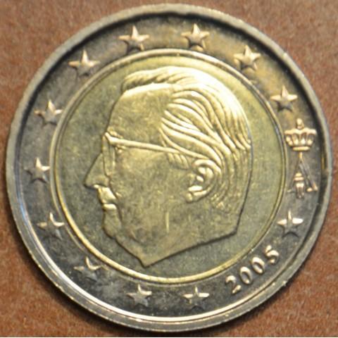 2 Euro Belgium 2005 (UNC)