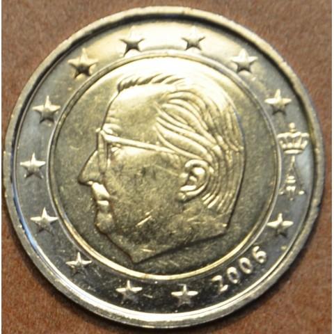 2 Euro Belgium 2006 (UNC)