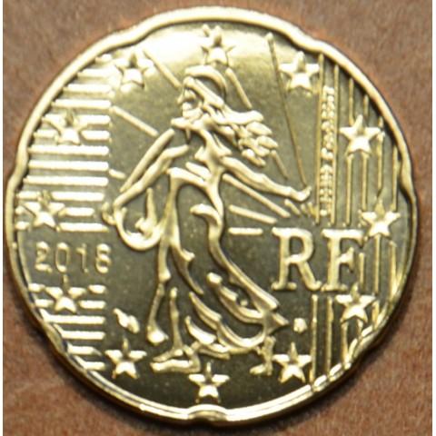 20 cent France 2018 (UNC)