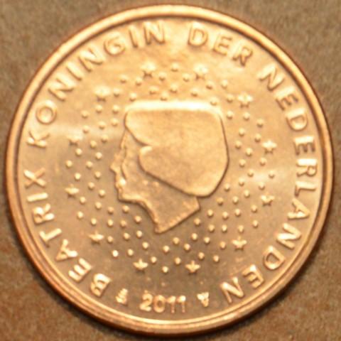 1 cent Netherlands 2011 (UNC)