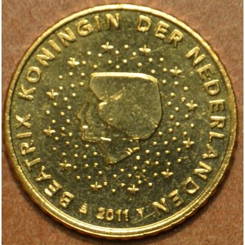 10 cent Netherlands 2011 (UNC)