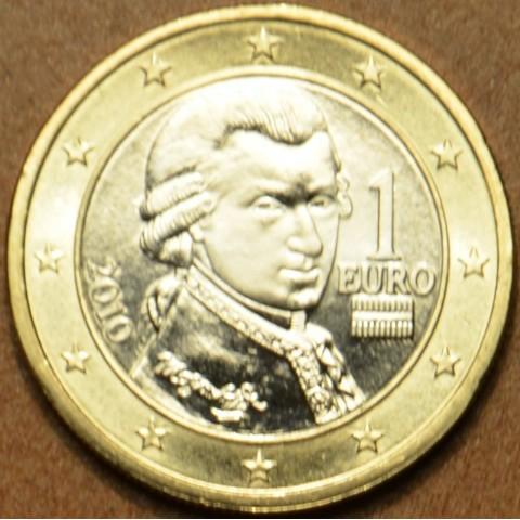 1 Euro Austria 2010 (UNC)