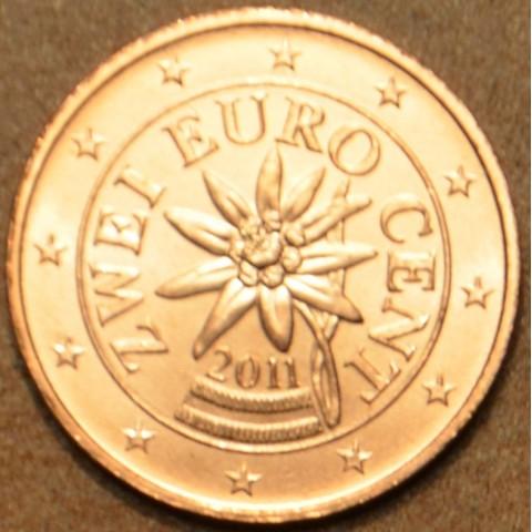 2 cent Austria 2011 (UNC)