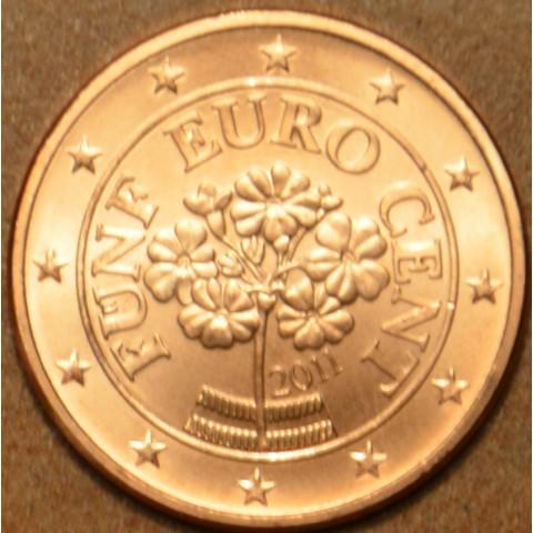 5 cent Austria 2011 (UNC)