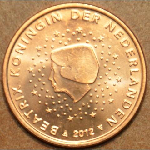 1 cent Netherlands 2012 (UNC)