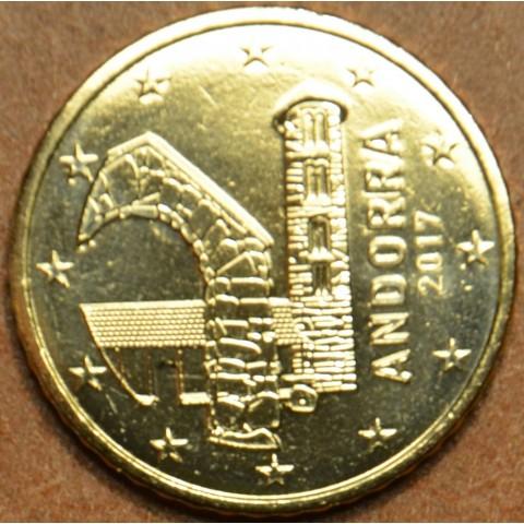 50 cent Andorra 2017 (UNC)