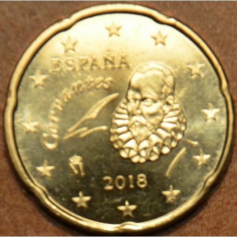 20 cent Spain 2018 (UNC)