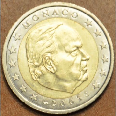 2 Euro Monaco 2003 (UNC)