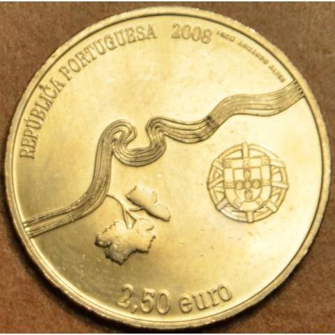 2,5 Euro Portugal 2008 - Wine region Alto Douro (UNC)