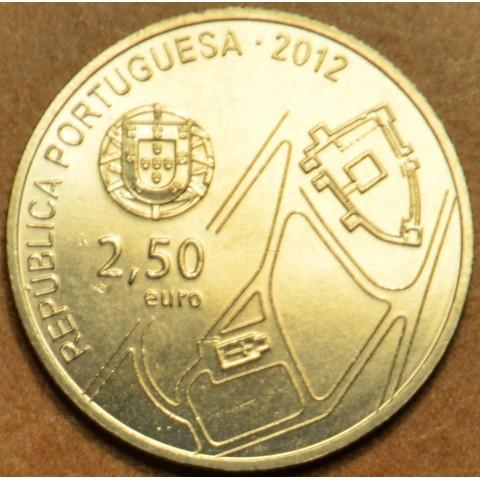 2,5 Euro Portugal 2012 - Guimaraes (UNC)