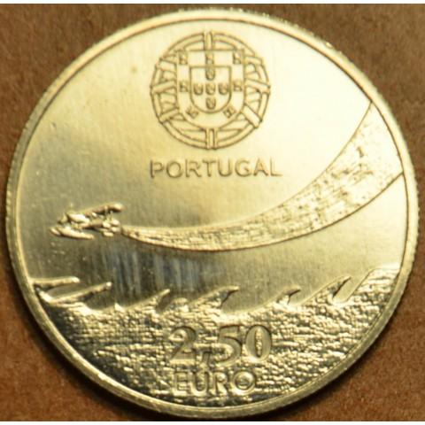 2,5 Euro Portugal 2014 - Military Aviation (UNC)