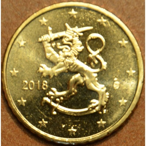 50 cent Finland 2018 (UNC)