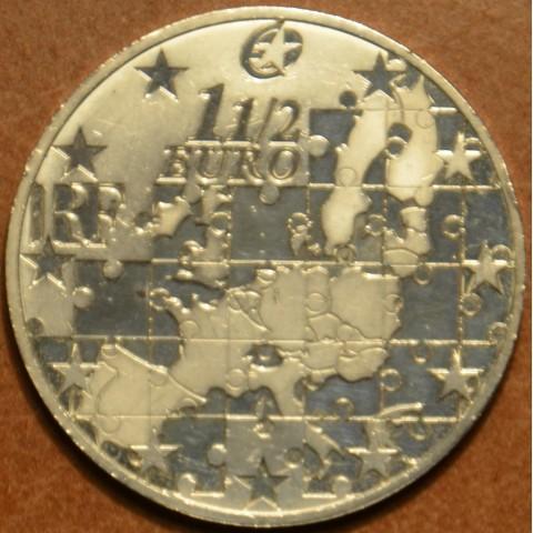 1,50 Euro France 2004 - EU enlargement (Proof)